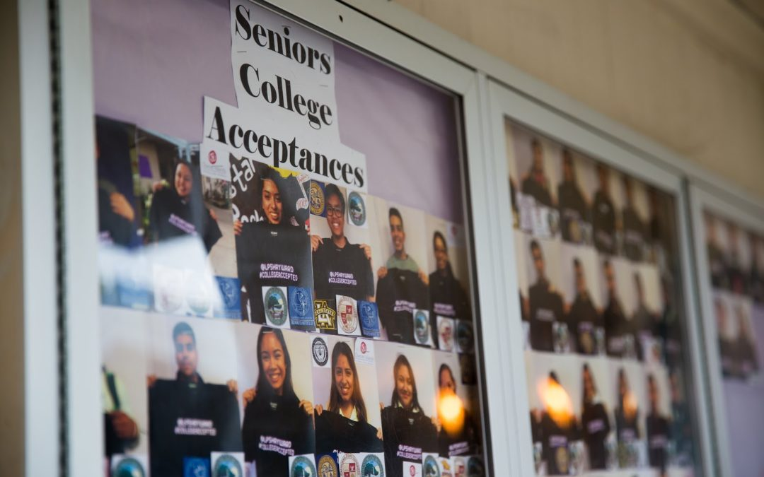 Beyond lip-service: How one high school is systematically sending low-income Latinos to college. (Post 1 of 6)