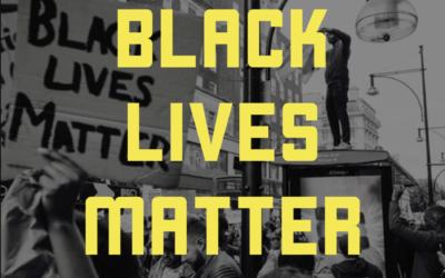 We Stand with Our Black Brothers and Sisters