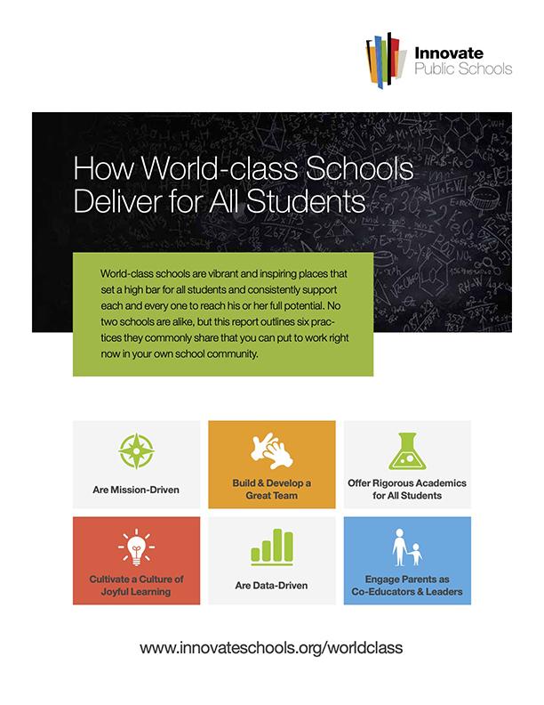 2015 World-Class Schools