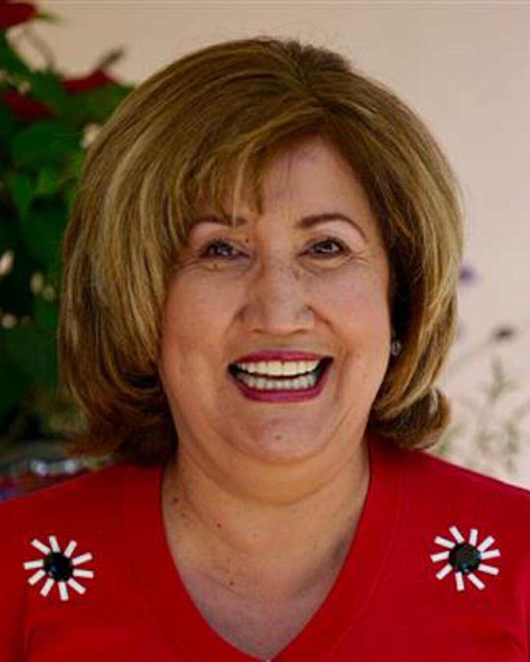María Díaz-Slocum, RCSD School Board Vice President